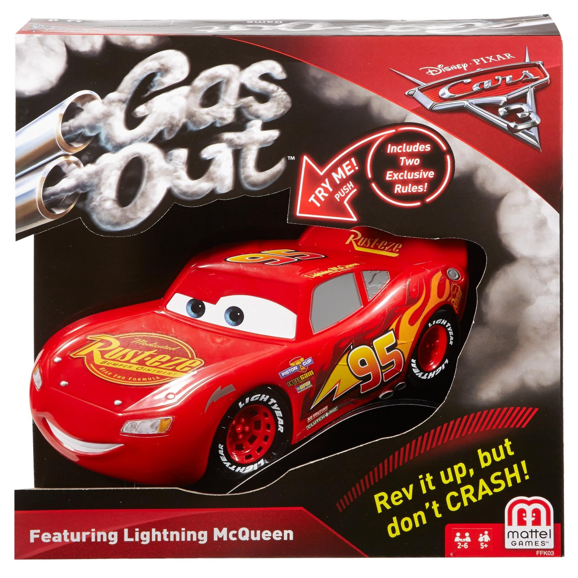 Gas Out Disney/Pixar Cars Game