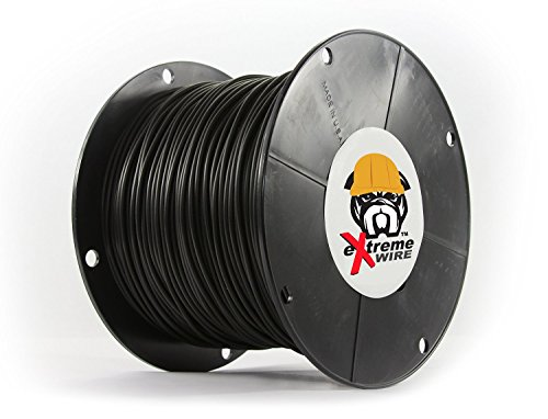 14 Gauge Superior Pro Heavy Duty Superior Pro Dog Fence Wire 500 Ft by Extreme Dog Fence® Brand