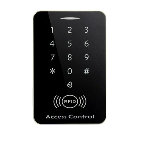 M203SE RFID Standalone Touch Screen Access Control Card Reader With 10pcs Keys - image 2 of 10