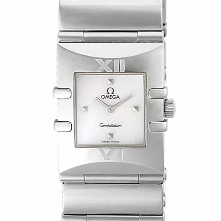 Pre-Owned Omega Constellation 1521.71. Steel Women Watch (Certified Authentic & Warranty)