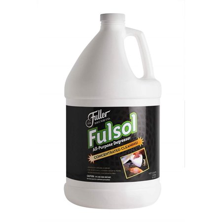 Fuller Brush Fulsol Degreaser â?? Dissolves Grease & Grime â?? Makes 60 Gallons of Cleaning Solution - 1
