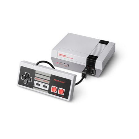 - Nintendo NES Classic Mini EU Console, Retro Gaming, Gray