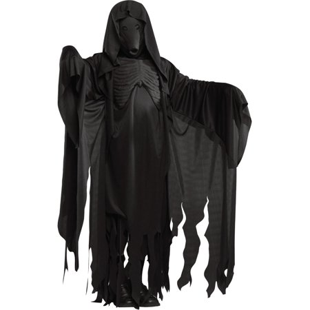 New Adults Harry Potter Dementor Costume Robe Large 44