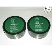 Hair Styling: Paul Mitchell Tea Tree Shaping Cream