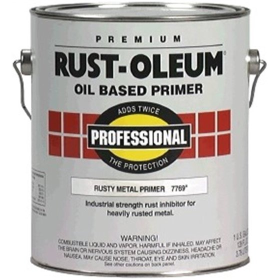 Rusty Metal Primer, PartNo 7769-402, by Rust-Oleum, Single Unit
