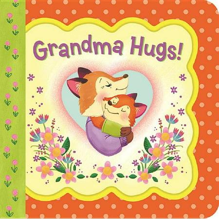 Little Bird Greetings Keepsake Book: Grandma Hugs (Board Book) Grandmas Keepsakes Antique