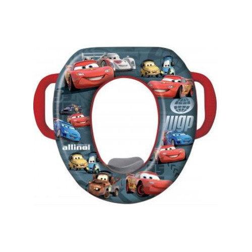 Ginsey Disney Cars Soft Potty
