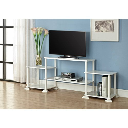 Mainstays No-Tool Assembly 3-Cube Entertainment Center for TVs up