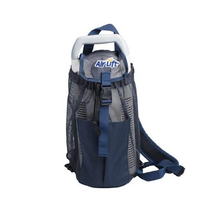 Roscoe Medical Air Lift Small Liquid Oxygen Backpack/Shoulder Bag