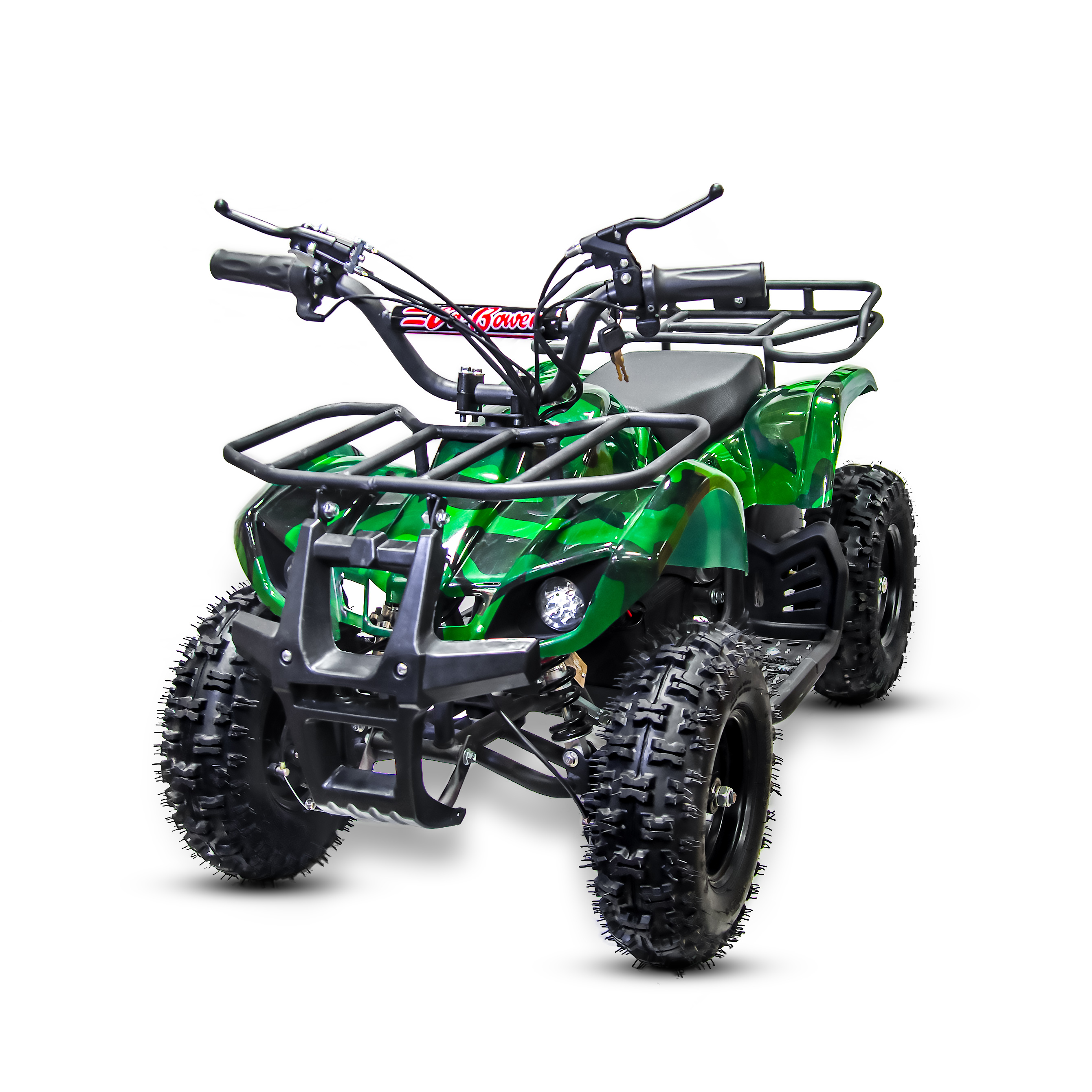 Electric Mini ATV Sonora on 350W 24V (green camo)