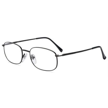 Contour Mens Prescription Glasses, FM4033 Dark Bronze ()