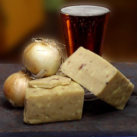 English Cheddar with Caramelized Onions (7.5 -