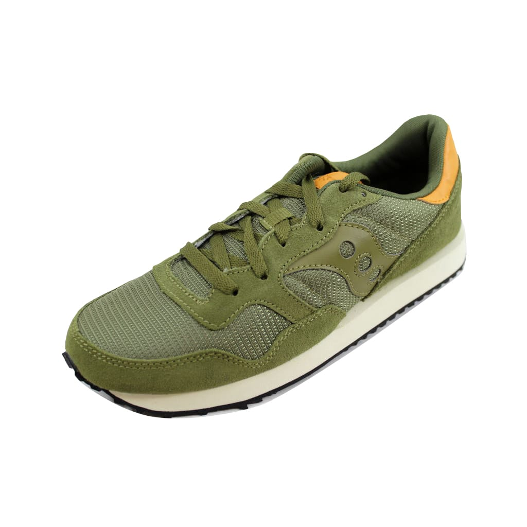 Saucony Men's DXN Trainer Olive S70124-52 by