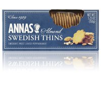 Anna's Almond Swedish Thins, 5.25 Oz.