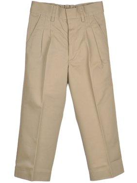 Universal Little Boys' Pleated Pull-On Pants (Sizes 2 - 7) (Little Boys)