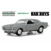 1968 Chevy Camaro, Bad Boys - Greenlight 44810D/48 - 1/64 scale Diecast Model Toy Car