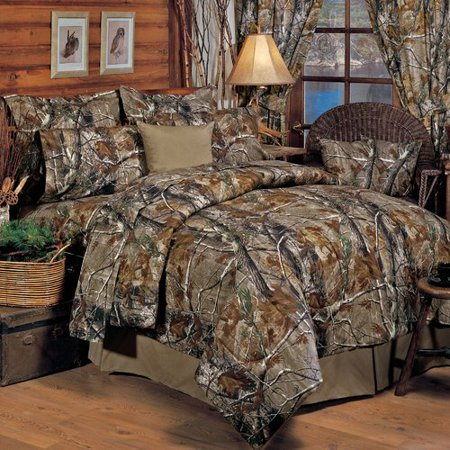Realtree Bedding All Purpose Comforter Set Walmart Com