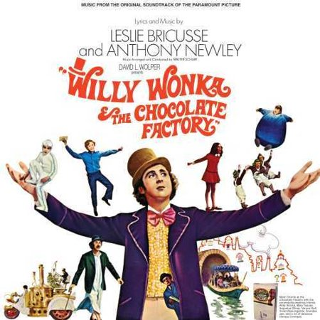 Willy Wonka & The Chocolate Factory / O.S.T. (Willy Wonka And The Chocolate Factory Gene Wilder)