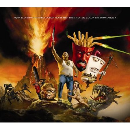 Aqua Teen Hunger Force Fries (AQUA TEEN HUNGER FORCE COLON MOVIE)