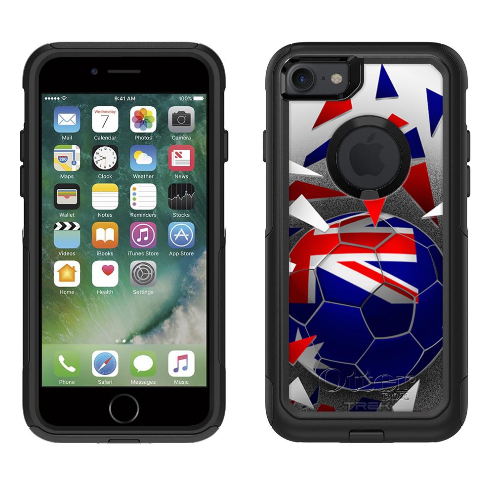 Otterbox Commuter Apple iPhone 7 Case - Soccer Ball Austr...