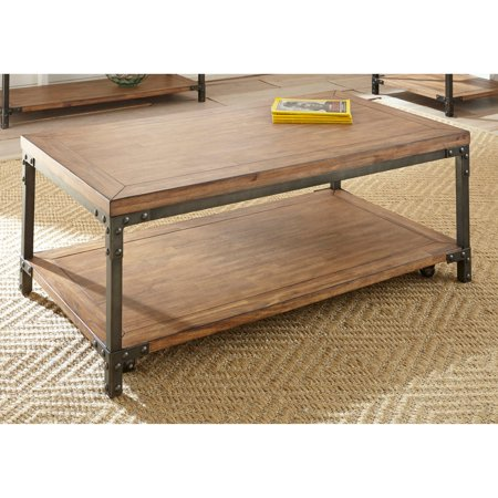 Steve Silver Co Lantana Cocktail Table with Caster