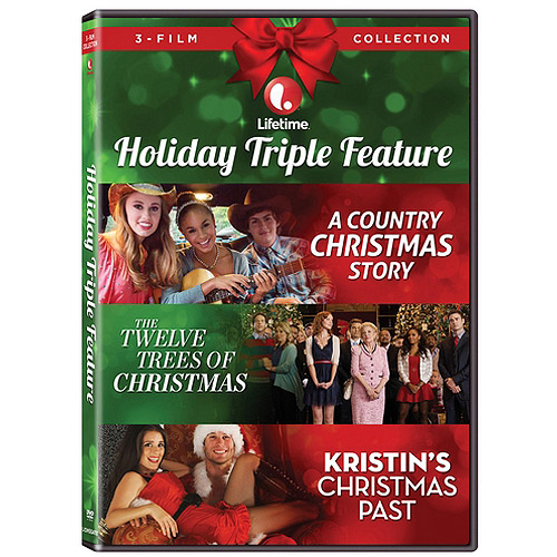 Lifetime Holiday Triple Feature: A Country Christmas Story / The Twelve Trees Of Christmas / Kristin's Christmas Past (Widescreen)