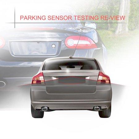 Car Parking Sensor Radar Probe Reverse Radar Sound Alert Indicator System