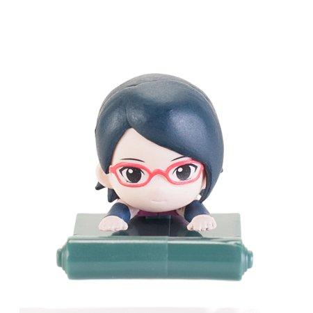 Boruto: Naruto Next Generations Sarada Uchiha Ramen Stopper Mini Figure