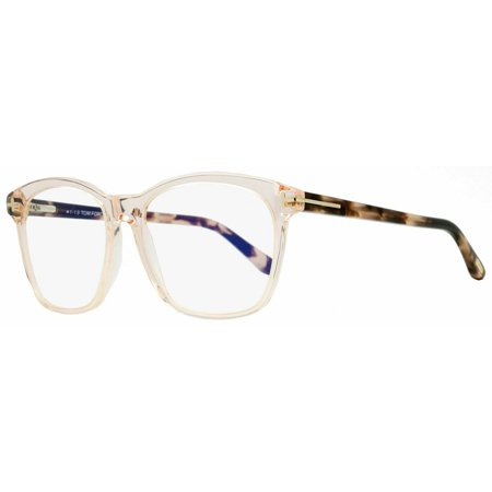 TOM FORD FT 5481B Eyeglasses 072 Shiny Pink