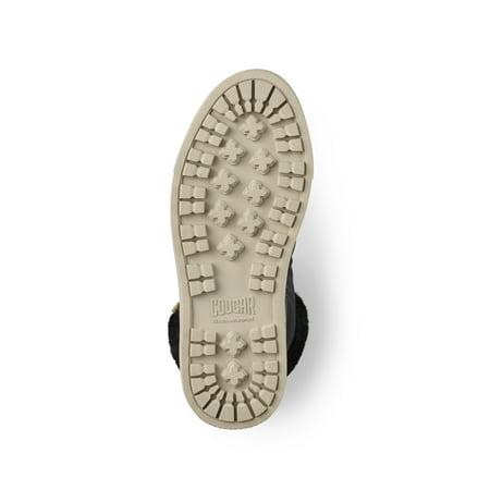 Cougar Girls' Dublin-G Ankle High Sneaker in Black - image 3 de 5
