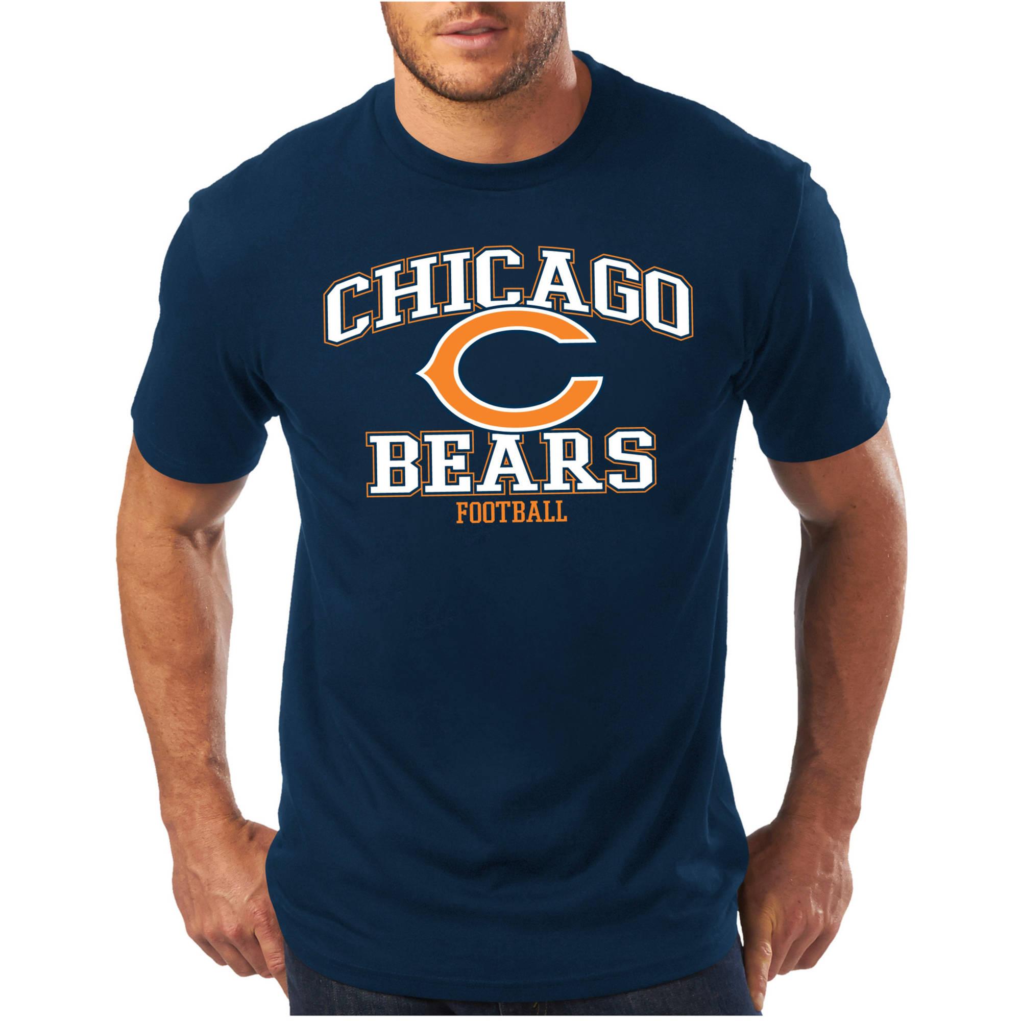 NFL Men's Chicago Bears Short Sleeve Tee