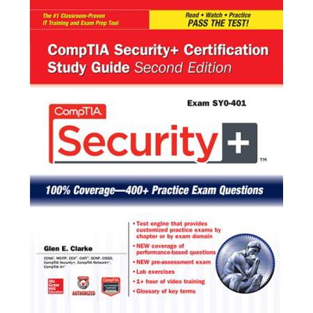 CompTIA Security+ Certification Study Guide, Second Edition (Exam SY0-401)  - eBook