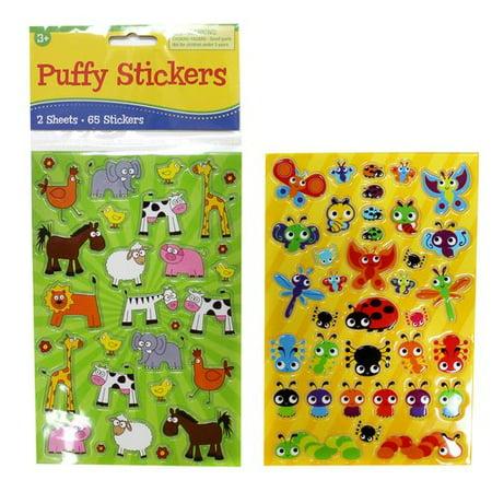 Horizon group la puffy stickers