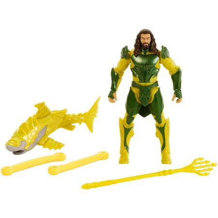 DC Justice League Power Slingers Aquaman Figure - Walmart.com
