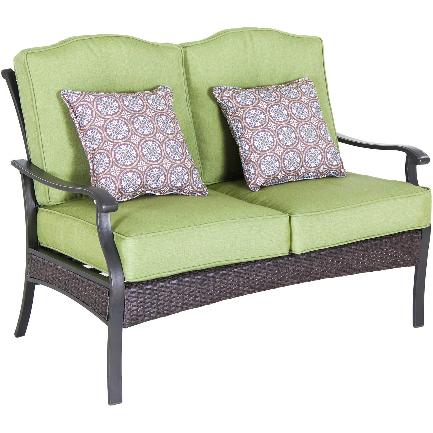 Better Homes And Gardens Providence 4 Piece Patio Conversation Set    Walmart.com