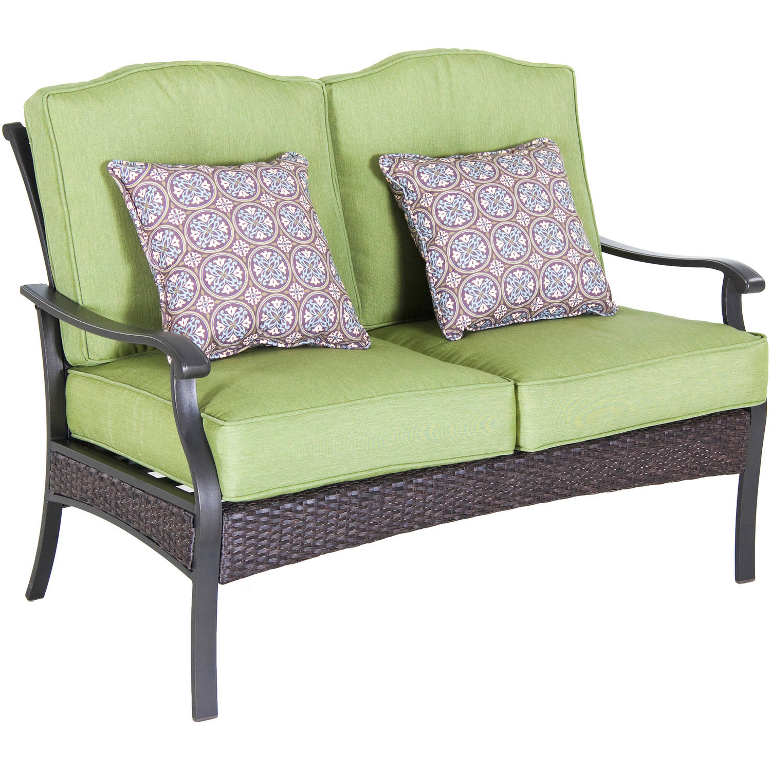 Better homes and gardens colebrook rocking chair better for Better homes and gardens azalea ridge chaise lounge