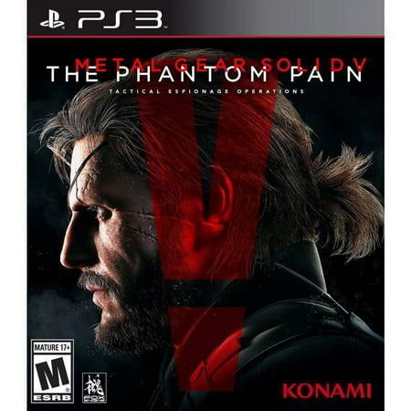 Metal G Solid V Phantom Pain (PS3) - Pre-Owned