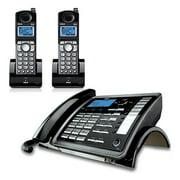 RCA ViSYS 25255RE2 + (1) 25055RE1 DECT 6.0 2-Line Corded/Cordless Phone