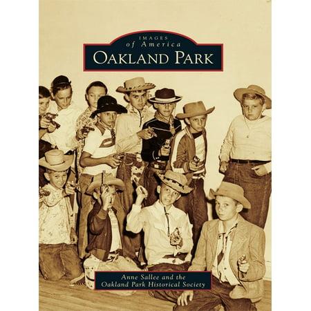 Oakland Park - eBook - City Of Oakland Park Halloween