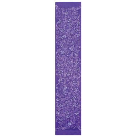 (Grateful Dead Men's Long Bear Fashion Scarf Neck Ties & Scarves Purple)