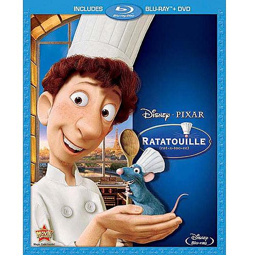 Ratatouille (Blu-ray + DVD) (Widescreen)