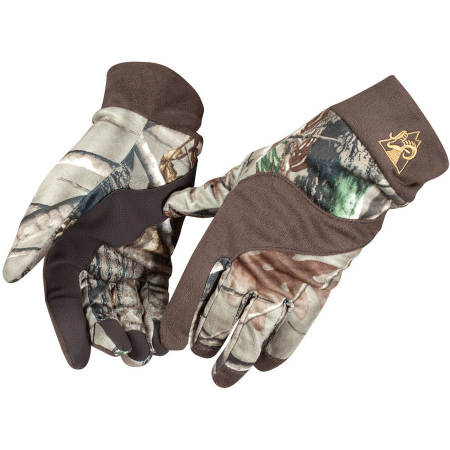Rocky Silent Hunter Glove, Realtree Xtra