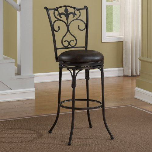 American Woodcrafters Accadia Bar Stool