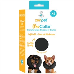 "G&B ProCollar Premium Protective Collar, X-Small, Up to 6"""