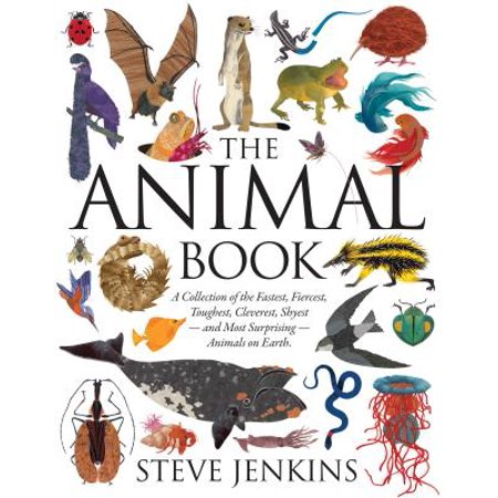 The Animal Book : A Collection of the Fastest, Fiercest, Toughest, Cleverest, Shyest—and Most Surprising—Animals on (Fastest Way To Become A Registered Nurse)