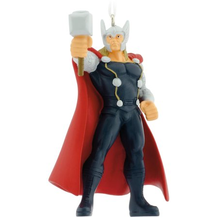 Hallmark Resin Ornament, Thor from The - Avengers Ornaments