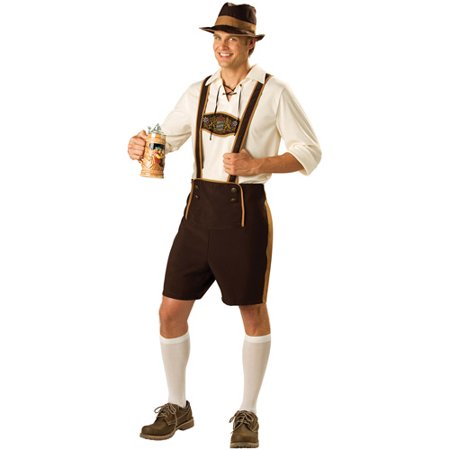 Good College Halloween Costumes Guys (Bavarian Guy Adult Halloween)