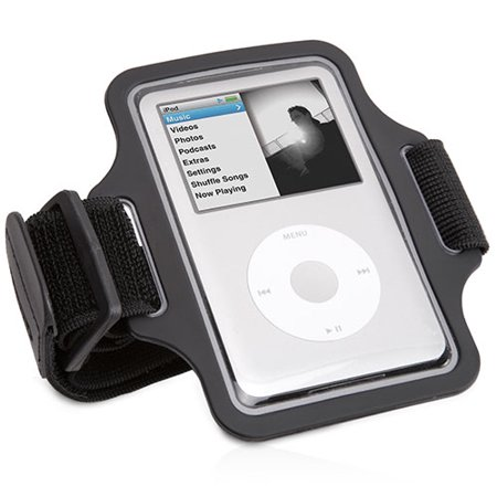 Griffin Armband - Griffin  Streamline Armband for iPod Classic 6th & 7th GEN| 80GB |120GB| 160GB -Black