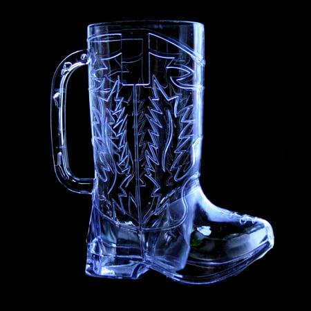 Cowboy Boot Mug (Cowboy Boot Drinking Glasses)