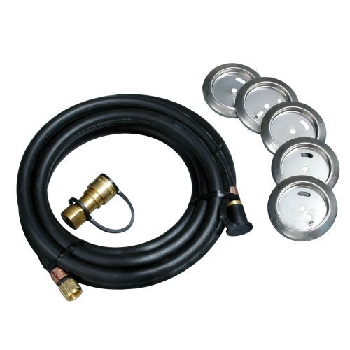 Char-Broil/New Braunfels 4584609 Natural Gas Conversion Kit or Kitchen For Char Broil Tru-Infrared Gas Grills